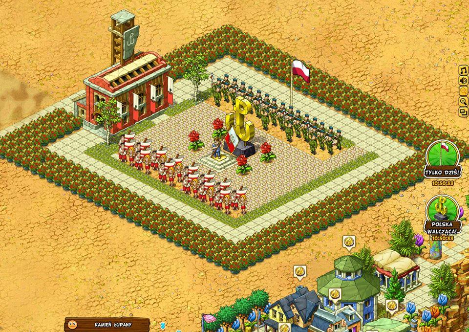 miasteczko gracza