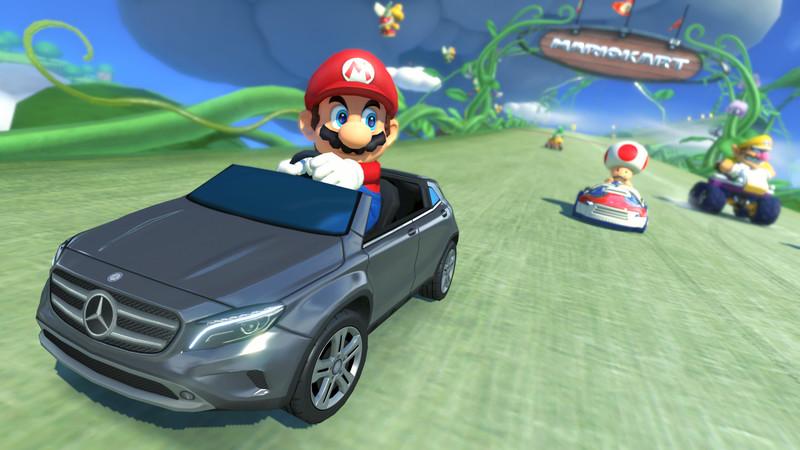 Mercedes i Mario