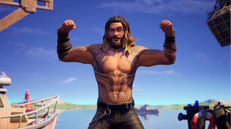 Aquaman w Fortnite – sezon 3, rozdział 2 przynosi kolejną postać z DC Universe
