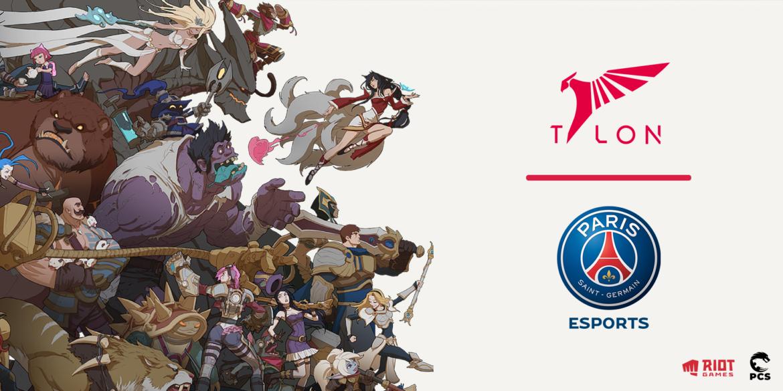 Paris Saint-Germain i Talon Esports łączą siły